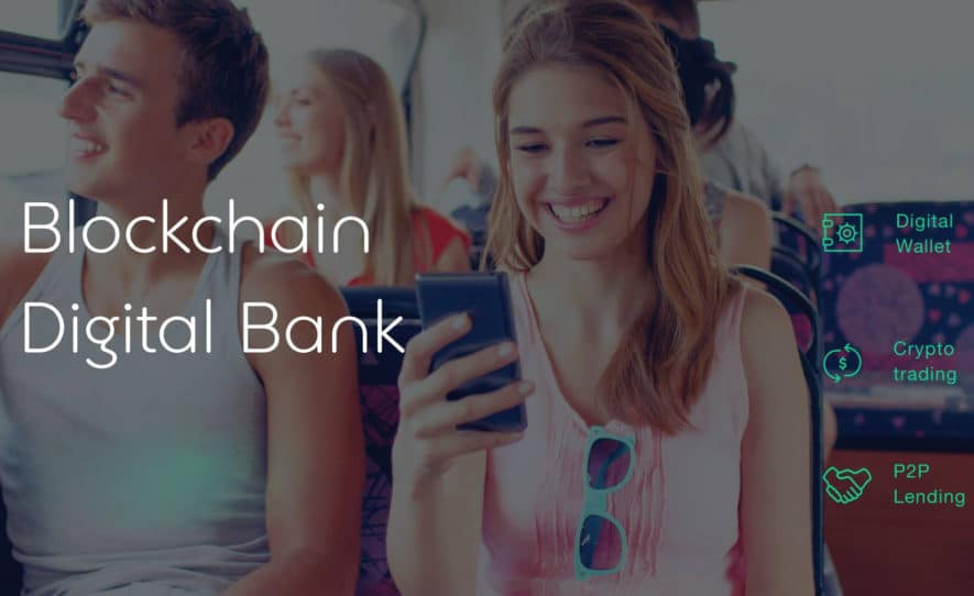 nebeus ico digital blockchain bank