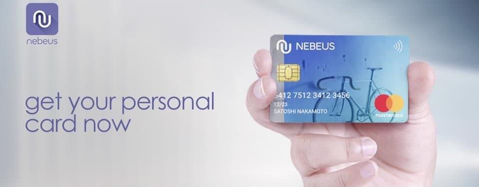 nebeus personal card