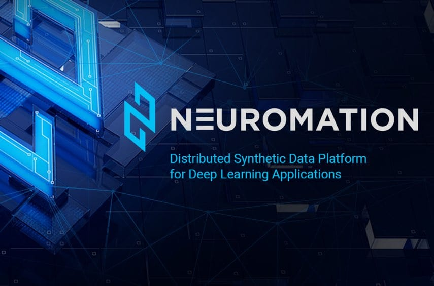 neuromation ico blockchain data platform