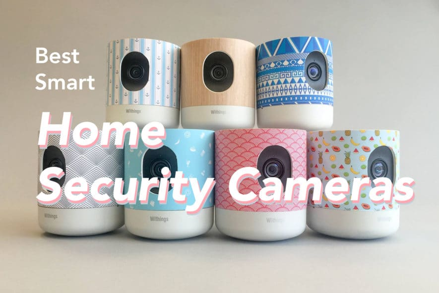 best innovative smart home security cameras