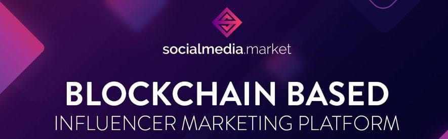 socialmedia.market blockchain marketing