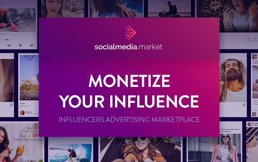socialmedia.market monetize influencer