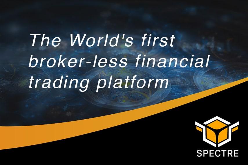 Spectre brokerless trading Blockchain
