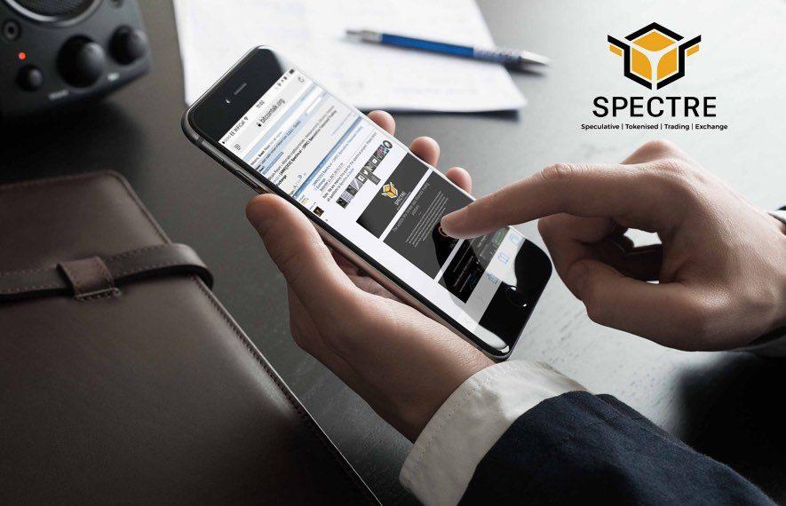 spectre ico financial tradingplatform