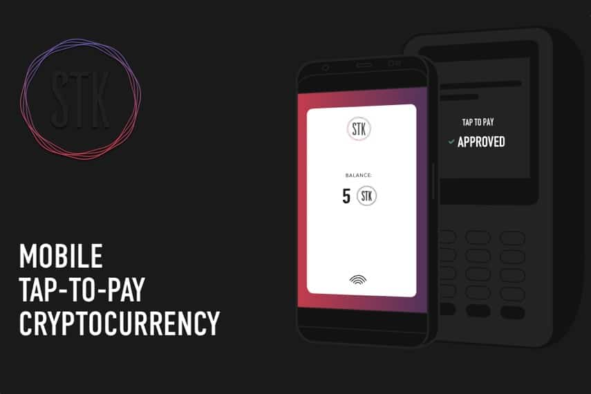 stk ico instant crypto payments