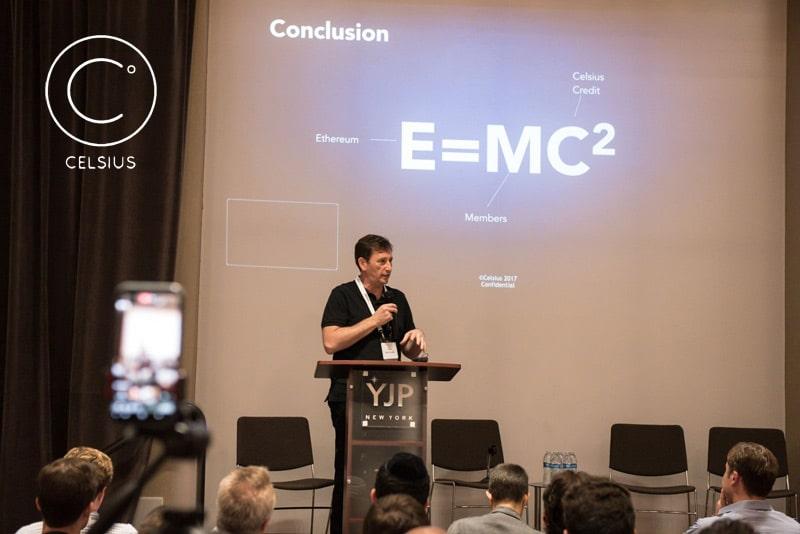 Alex Mashinsky presentation