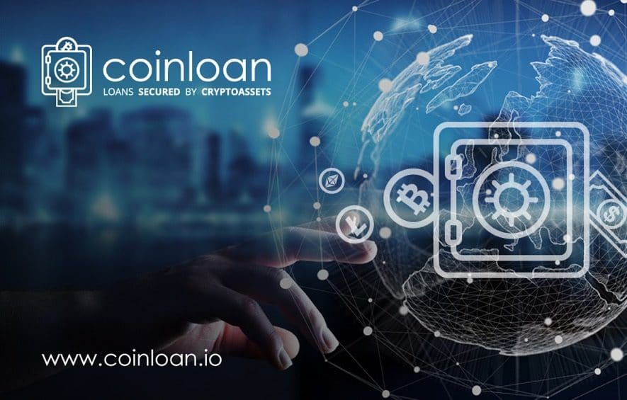 CoinLoan ICO Loan Blockchain Crypto