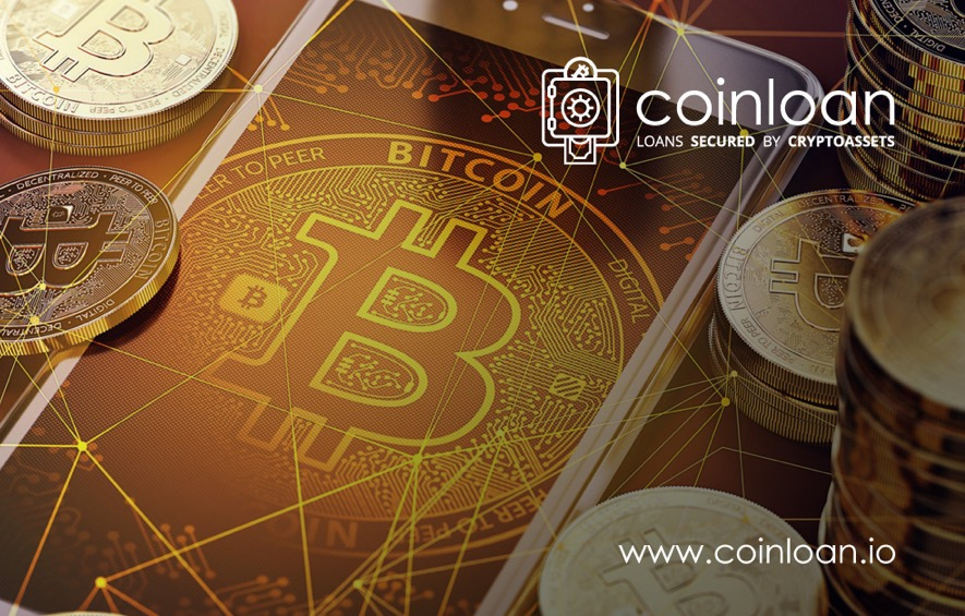 CoinLoan ICO Loans Cryptoassets
