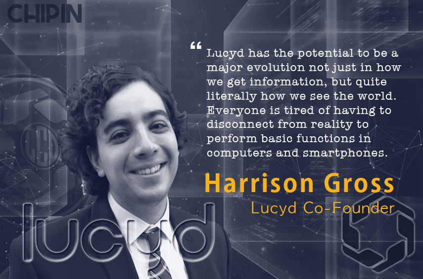 Lucyd CEO Harrison Gross Interview