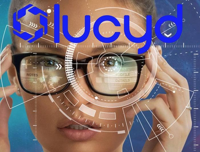 Lucyd smartglass