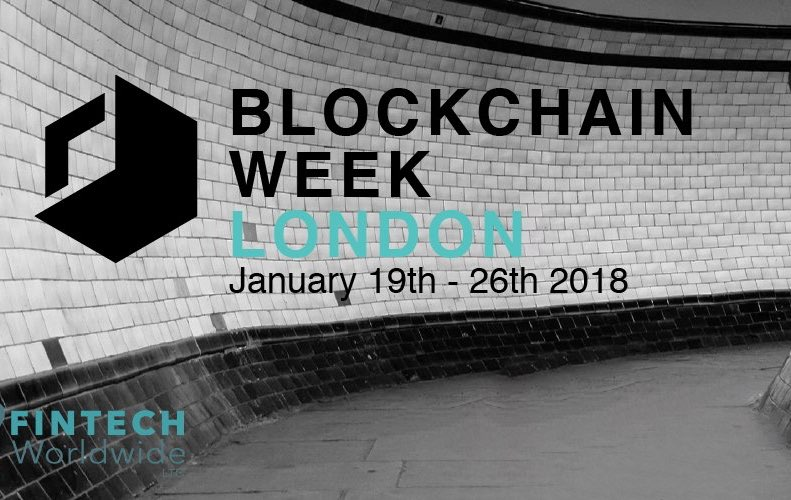 blockchain week london 2018