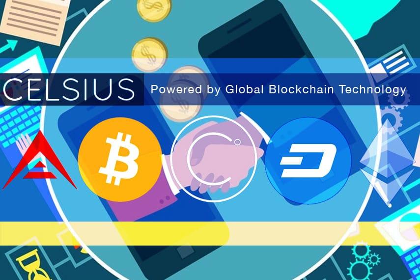 Celsius Blockchain technology