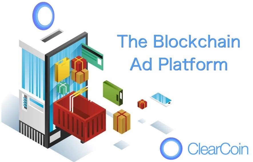 clearcoin ico blockchain ad platform