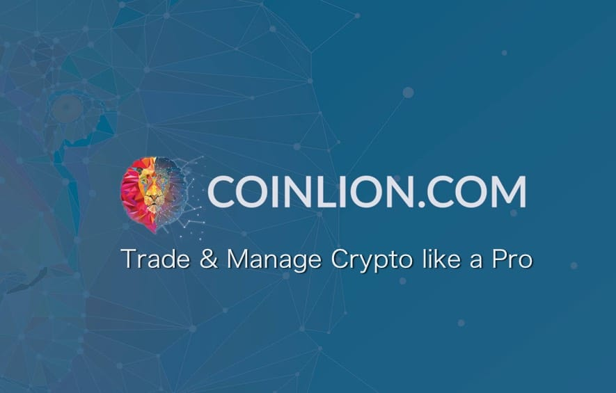 coinlion ico trade crypto