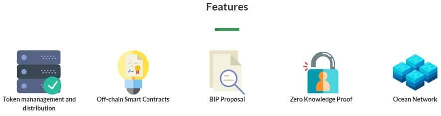 commerceblock ico features