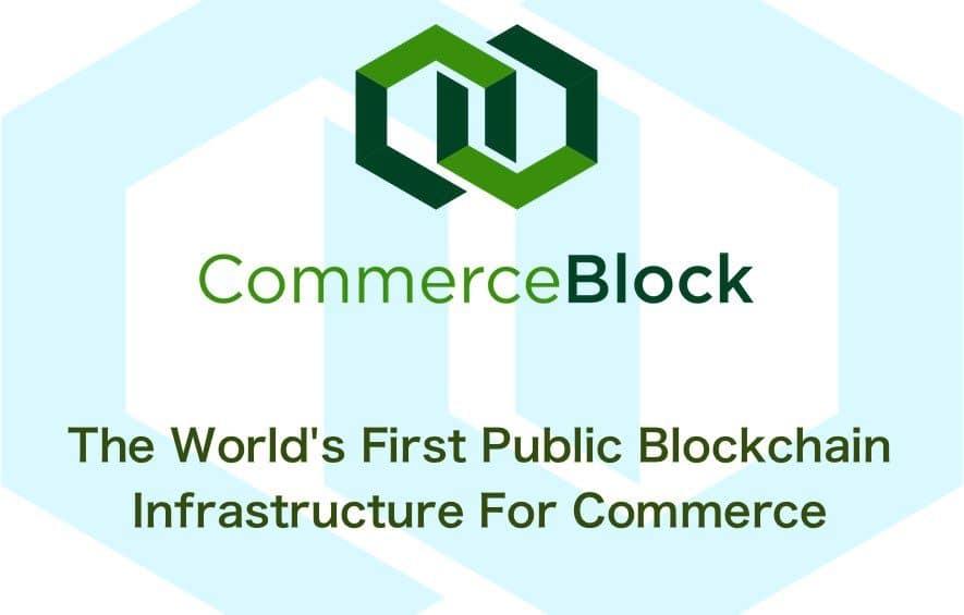 commerceblock ico infrastructure blockchain commerce