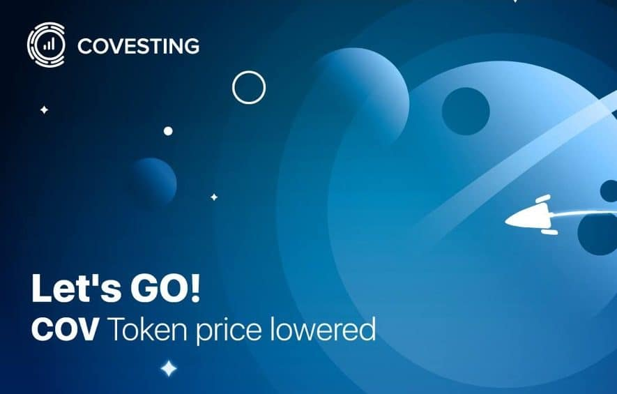 covesting ico exciting changes