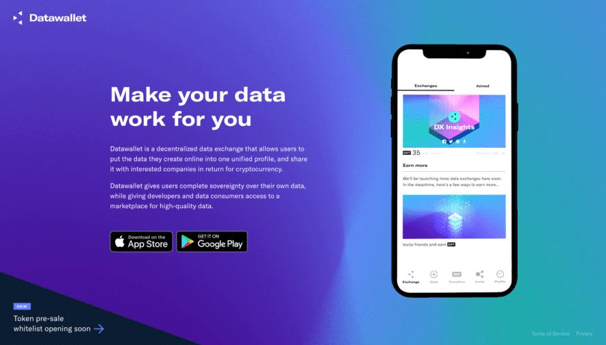 datawallet earn crypto