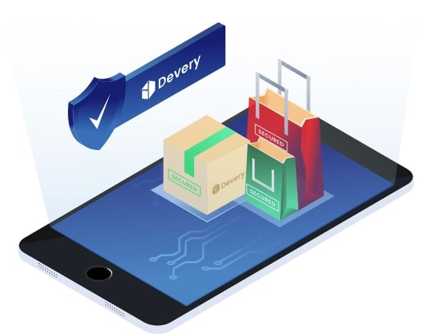 devery app supply chain