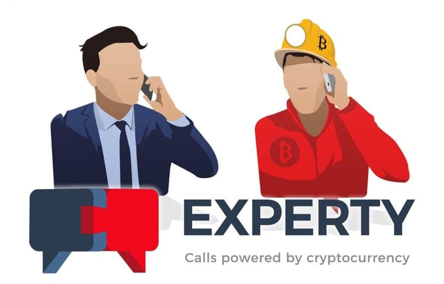 experty ico expert call crypto