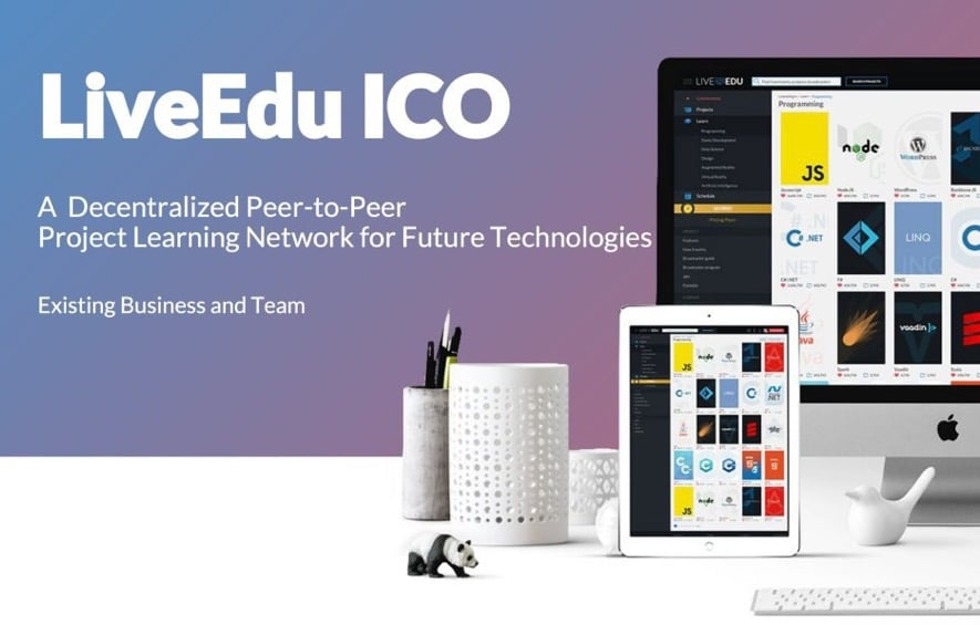 liveedu ico education learning network