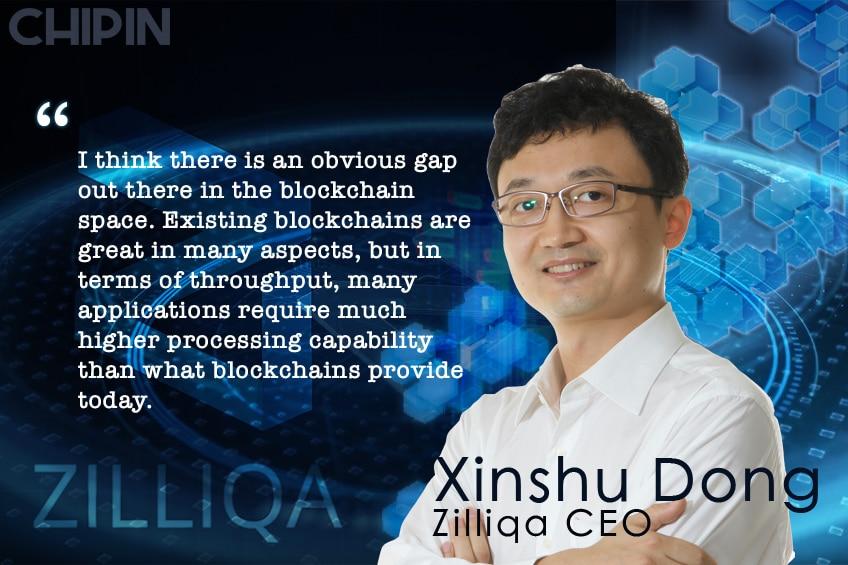 Zilliqa Ceo Xinshu Dong Interview
