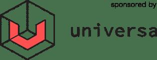 universa banner advert