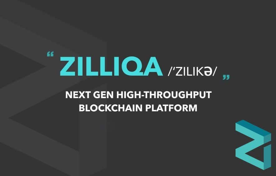 zilliqa ico high throughput blockchain platform