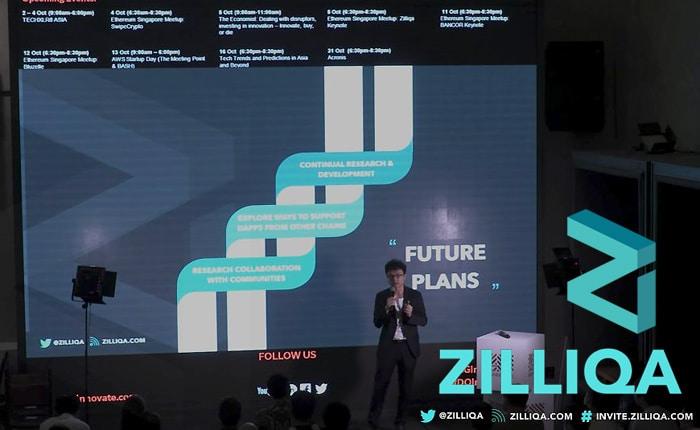 Zilliqa presentation