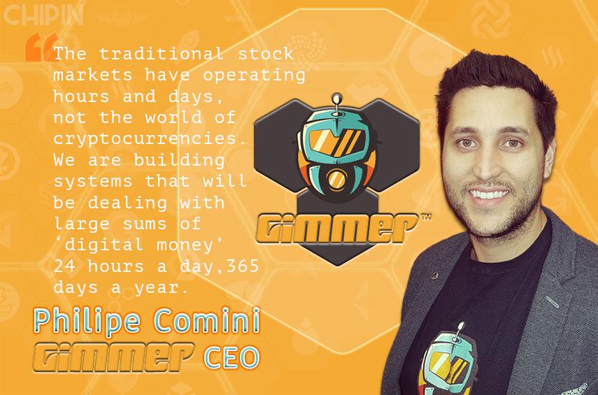Gimmer Interview Philipe Comini CEO