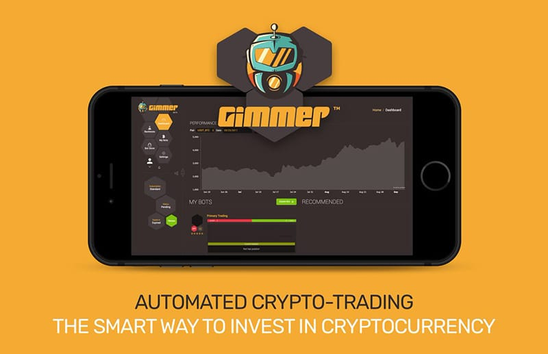 Gimmer  Automated Crypto trading