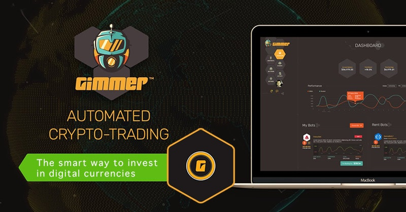 Gimmer automated Crypto-trading