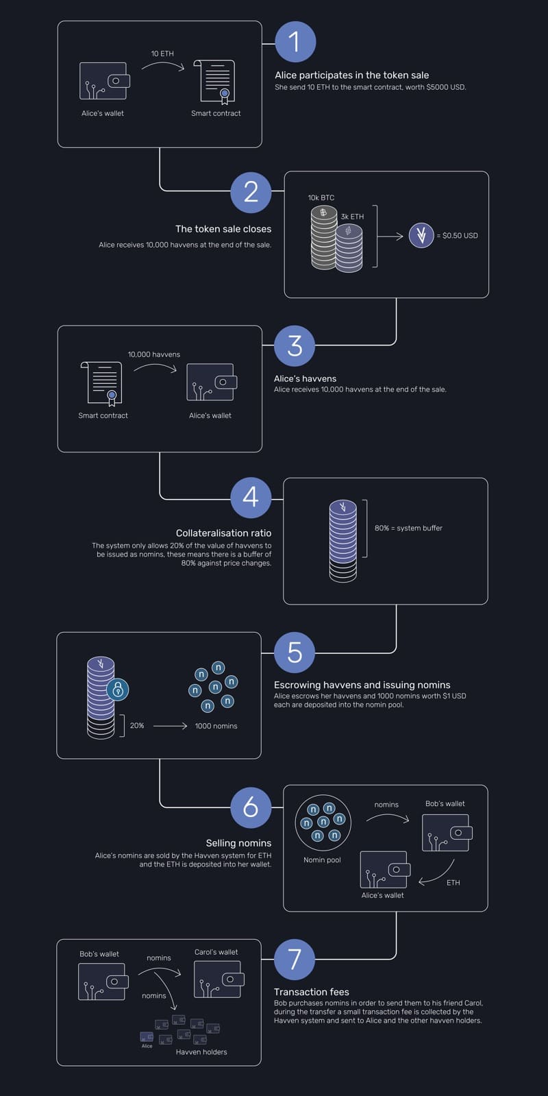 Havven-How-it-Works Infographic