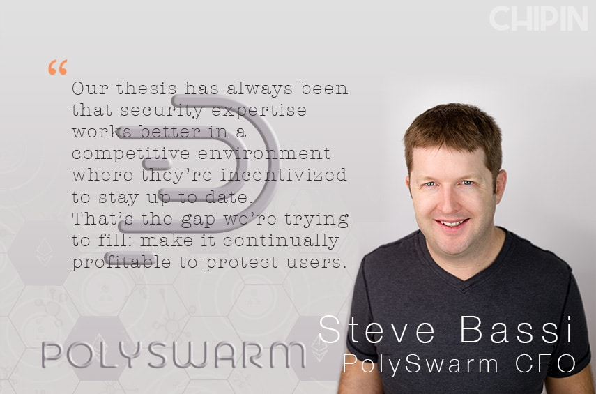 polyswarm Ceo Steve Bassi Interview
