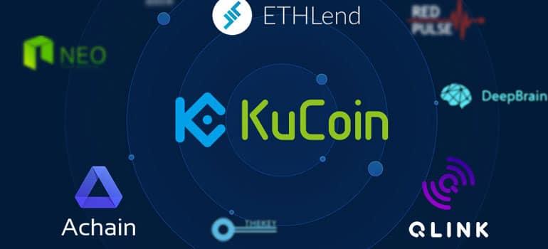Kucoin Exchange/Kucoin Shares