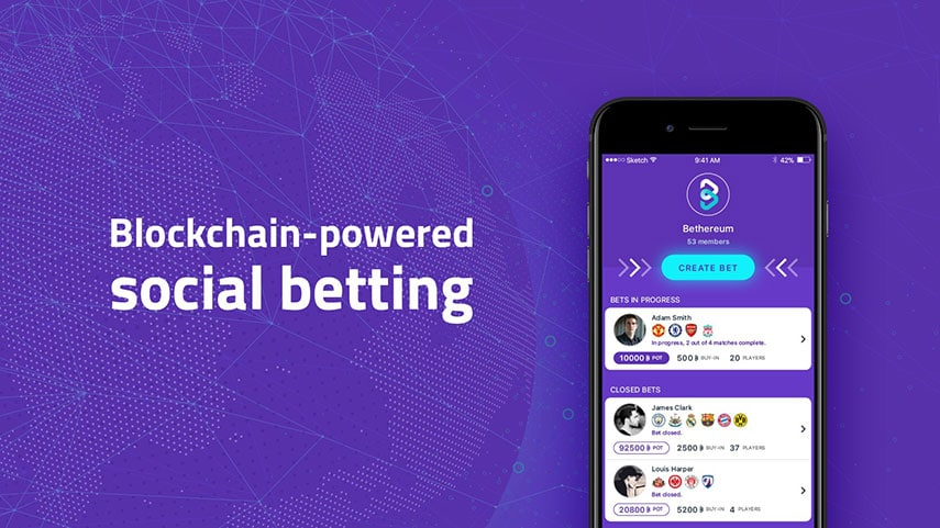 bethereum social betting
