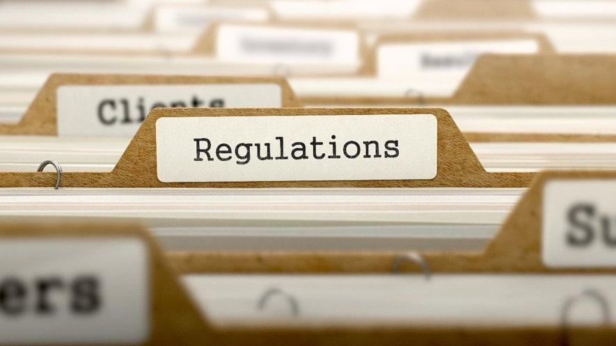 blockchain tech gambling regulations
