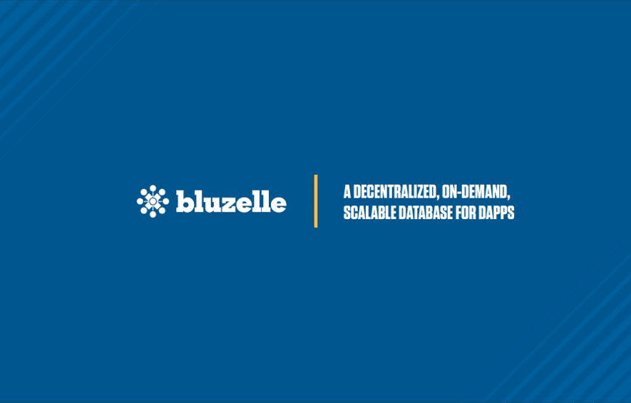 bluzelle ico decentralized scalable database