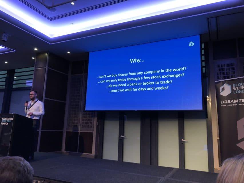 chainium blockchain week london