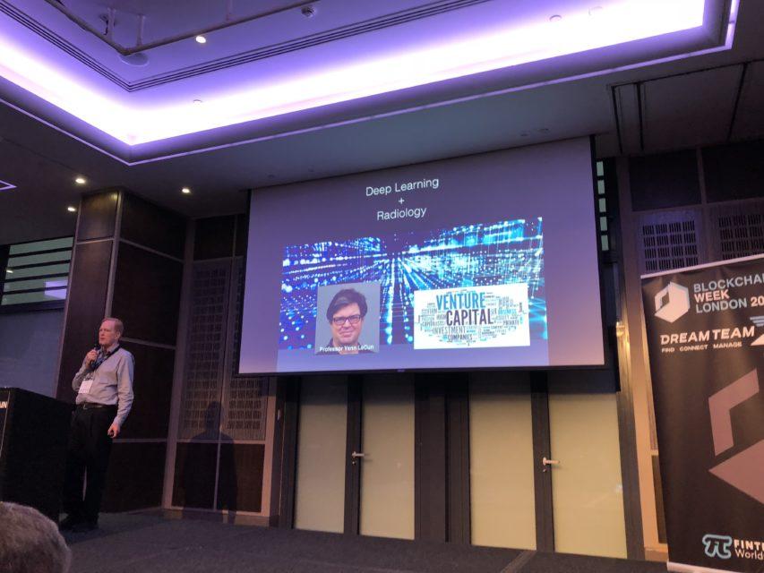 deep radiology blockchain week london