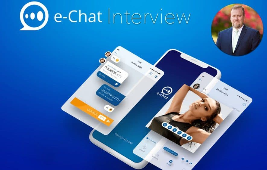 e-chat CMO interview