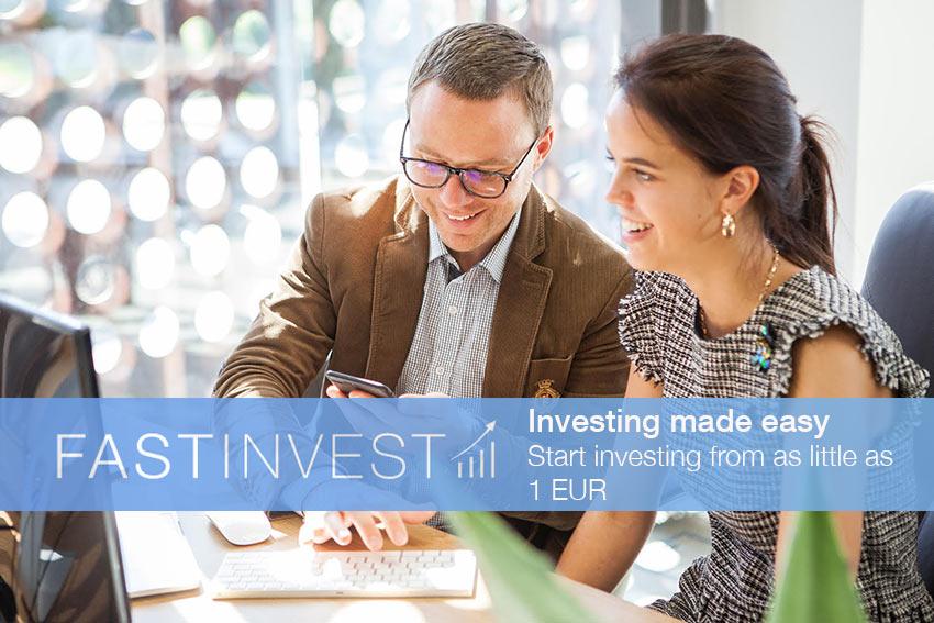 fastinvest ico start investing blockchain