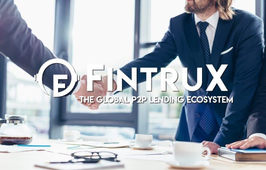 fintruX ico p2p lending loans