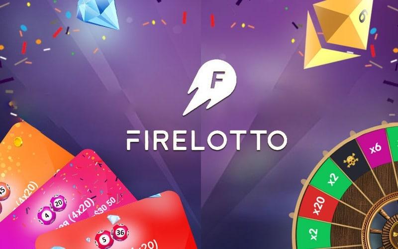 firelotto ico blockchain lottery