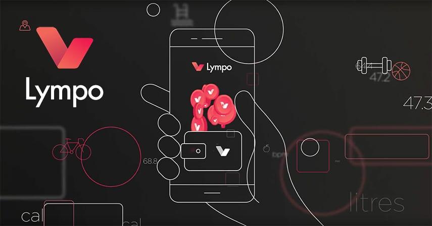 lymph tokens blockchain fitness