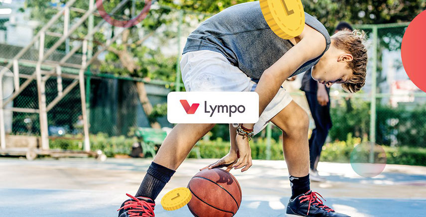 lympo blockchain fitness