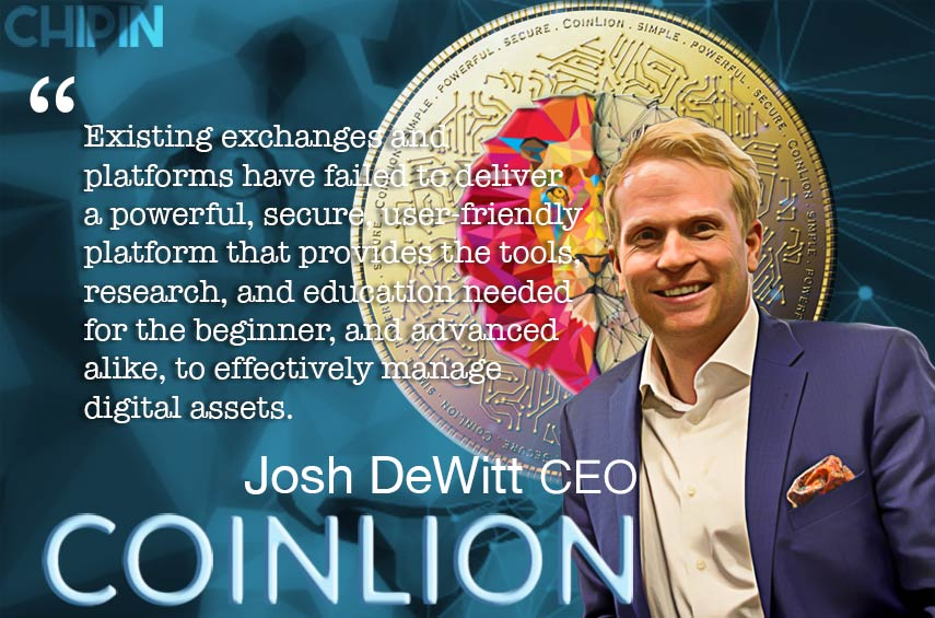Josh-Dewitt-Coinlion-Ceo-Interview