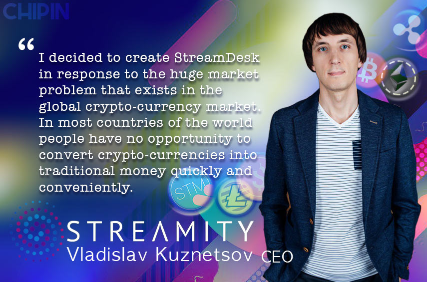 Streamity Ceo Vladislav Kuznetsov Interview