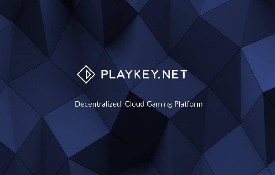 playkey.net decentralized gaming platform