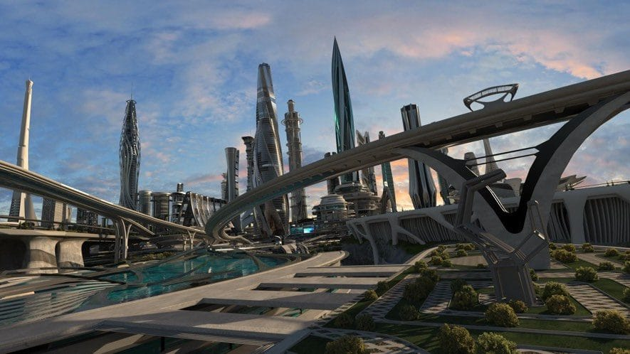 project districts 3d